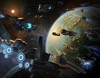 Sci-fi various (2011 - 2014)