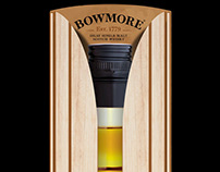 A Reusable Gift Pack for BOWMORE