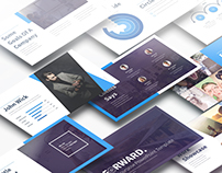 Forward - Multipurpose PowerPoint Presentation Template