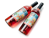 Woot Cellars Wine Labels