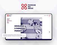 Pomogę Bo Mogę - website
