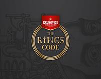 "Krusovice ""The King's Code"""