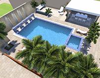 Landscape project for Residential complex, Saudi Arabia