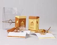 Packaging de especias