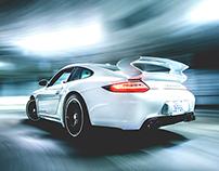 Porsche Carerra 4 GTS
