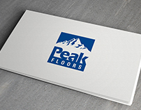 Logo - Peak Floors
