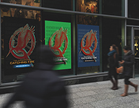 The Hunger Games: Catching Fire   DVD Box Set + Ads