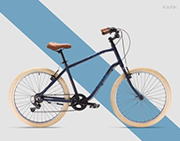 Berg Cycles - Fitness / Park / Classic Series 2016