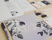 My portfolio. [ printed ]