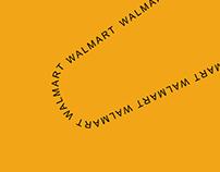 Walmart — website redesign