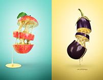 Foodwaste – Poster Design