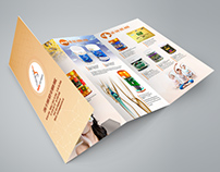 Happy Co / products leaflet