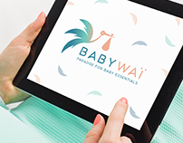 Babywaï - Branding