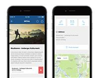 iOS App Redesign