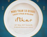 Ifthar Poster