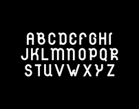 /four Font in the making.
