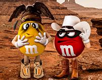 M&M's   Campanha Publicitária