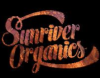 Custom Logo Design Sunriver Organics