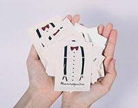 Mannequins Sticker Design