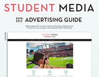 Student Media 2016-2017 Rate Card Website