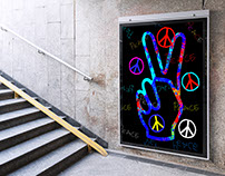 Peace Poster Design