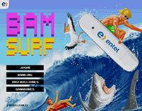 Advergame BAM Surf