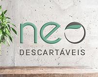 Neo Descartáveis | Branding