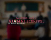 Alumni – Video Institucional (Universidad Panamericana)