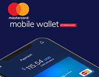 mobile wallet ux app design.