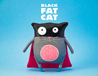 BLACK FAT CAT