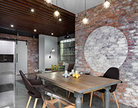 """""""Gaden Baden"""" apartment in Kiev"""