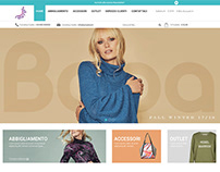 E-commerce for Sonadora