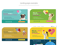 Hapiloans projects (for Brandwise Sp.z o.o.)