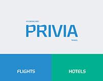 Hyundaicard PRIVIA UX/UI