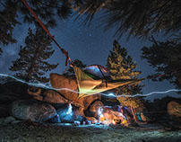 Holcomb Valley // TENTSILE