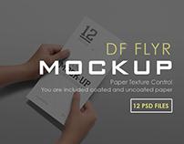 DL Flyer Mock-Ups