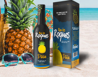PACKING-BRANDING/Ron Los Roques