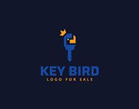 Key Bird Logo