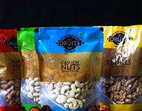 DRUITS: The healthy substitute of munching.