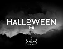 Kraken Halloween 2018