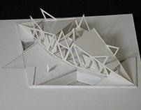 Paper Architecture + Cultural Dynamics: Zebra Studies