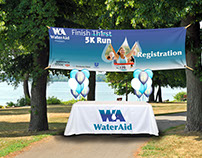 WaterAid Campaign