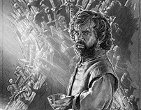 Game Of Thrones illustrations - Part Two