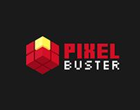 PIXEL BUSTER - Branding y Web design