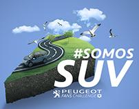 SOMOS PEUGEOT - FANS CHALLENGE