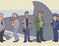 JAWS: The Animated Series