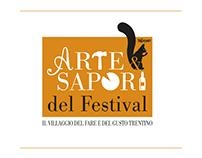 Logo Arte&Sapori Festival