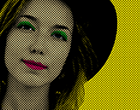 Photo into Popart Style