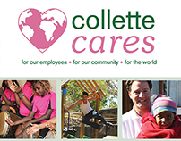 Brand Development: Collette Cares