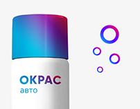 Окрас Авто Logo